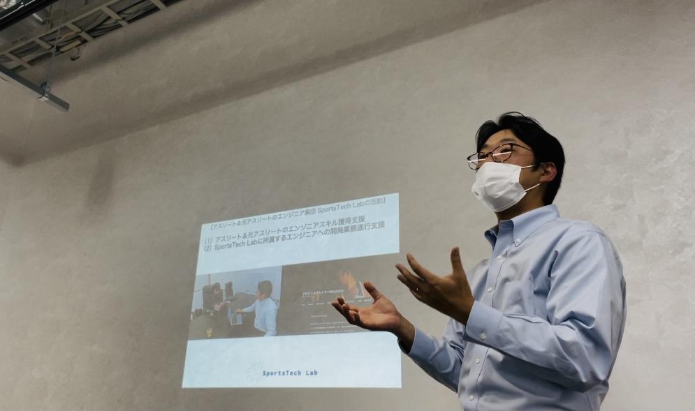 BIZSPOにてSportsTech Lab発足記念イベントを開催いたしました。